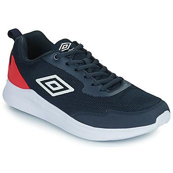 Schoenen Heren Lage sneakers Umbro LAGO Blauw / Rood