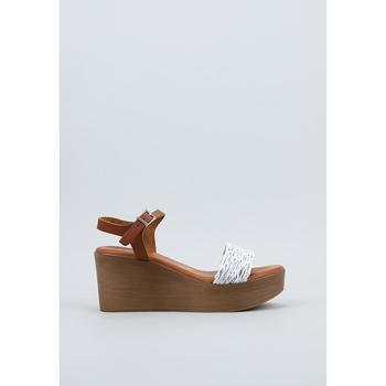 Schoenen Dames Sandalen / Open schoenen Sandra Fontan  Wit
