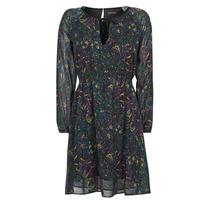 Textiel Dames Korte jurken Chattawak RUIZ Marine / Multicolour