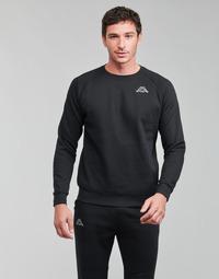 Textiel Heren Sweaters / Sweatshirts Kappa CAIMALI Zwart