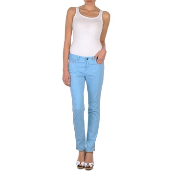 Textiel Dames 5 zakken broeken Brigitte Bardot AUBE Blauw