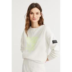 Textiel Dames Sweaters / Sweatshirts Ecoalf  Grijs
