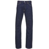 Textiel Heren Straight jeans Levi's 501 LEVIS ORIGINAL FIT Onewash / 80376