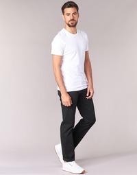 Textiel Heren Straight jeans Levi's 501® Levi's®ORIGINAL FIT  zwart / 80701