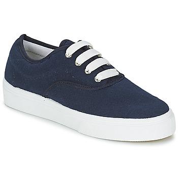 Schoenen Dames Lage sneakers Yurban PLUO Marine