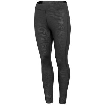 Textiel Dames Leggings 4F LEG016 Noir