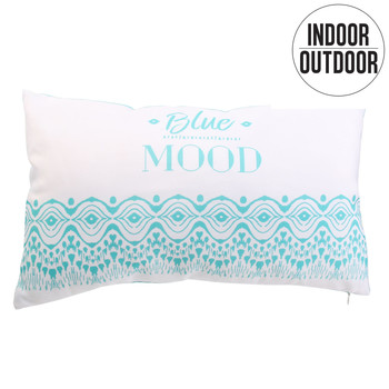 Wonen Kussens The home deco factory BLUE MOOD Turquoise