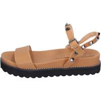 Schoenen Dames Sandalen / Open schoenen Vicenza Sandales BJ899 Marron