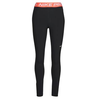 Textiel Dames Leggings Nike NIKE PRO 365 Zwart / Wit