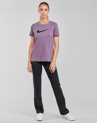 Textiel Dames Trainingsbroeken Nike W NK PWR CLASSIC PANT Zwart