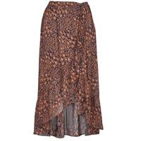 Textiel Dames Rokken Betty London PAOLA Marine / Ocre