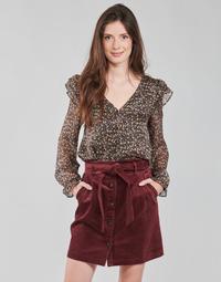 Textiel Dames Tops / Blousjes Betty London PAULINE Zwart
