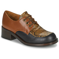 Schoenen Dames Mocassins Chie Mihara TUDU Brown / Zwart