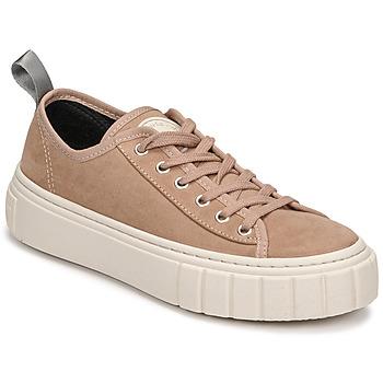 Schoenen Dames Lage sneakers Victoria ABRIL ANTELINA Roze