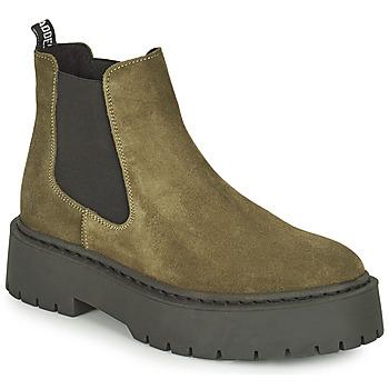 Schoenen Dames Laarzen Steve Madden VEERLY Kaki