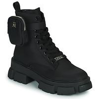 Schoenen Dames Laarzen Steve Madden TANKER-P Zwart