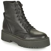 Schoenen Dames Laarzen Steve Madden SKYHY Zwart
