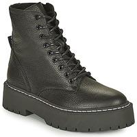 Schoenen Dames Laarzen Steve Madden SKYLAR Zwart