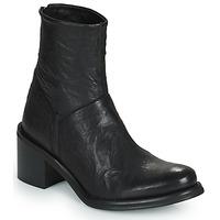 Schoenen Dames Hoge laarzen Regard FELIX Zwart