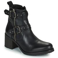 Schoenen Dames Hoge laarzen Regard UGLAS Zwart