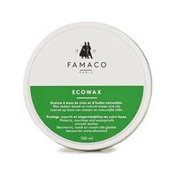 Accessoires Verzorgingsproducten Famaco BOITE DE GRAISSE ECO / ECO WAX 100 ML FAMACO Neutral