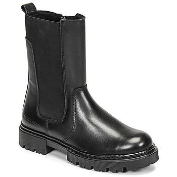 Schoenen Meisjes Laarzen Bullboxer AJS504BLCK Zwart