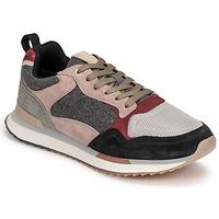 Schoenen Dames Lage sneakers HOFF JERSEY Roze / Grijs / Zwart