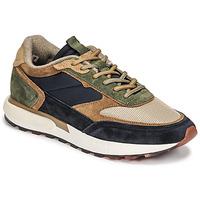 Schoenen Heren Lage sneakers HOFF GAUCHO Brown / Blauw / Kaki