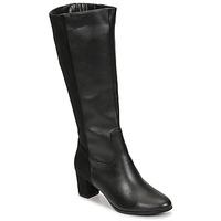 Schoenen Dames Hoge laarzen Spot on F50366 Zwart