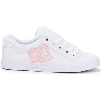 Schoenen Dames Lage sneakers DC Shoes ADJS300243WPW Blanc