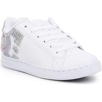 Schoenen Dames Lage sneakers DC Shoes 300678TRW Blanc