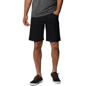 Textiel Heren Korte broeken / Bermuda's Columbia Rugged Ridge Zwart