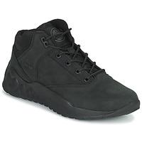 Schoenen Heren Hoge sneakers Timberland SOLAR WAVE SUPER OX Zwart