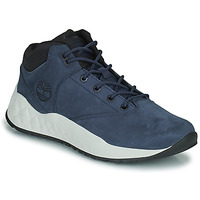 Schoenen Heren Hoge sneakers Timberland SOLAR WAVE SUPER OX Blauw
