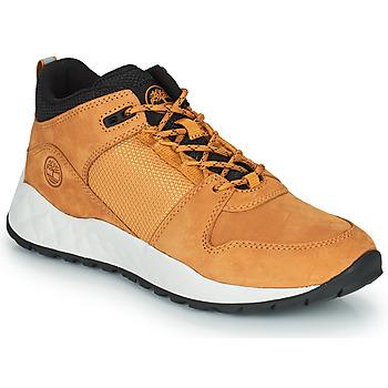 Schoenen Kinderen Lage sneakers Timberland SOLAR WAVE LOW Graan