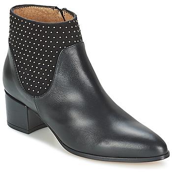 Schoenen Dames Enkellaarzen Fericelli TAMPUT Zwart