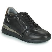 Schoenen Dames Lage sneakers Pikolinos CANTABRIA Zwart
