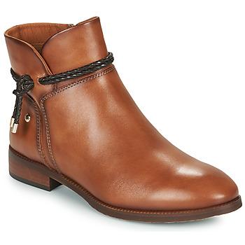 Schoenen Dames Laarzen Pikolinos ROYAL Brown