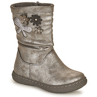 Schoenen Meisjes Hoge laarzen Chicco CAROL Zilver