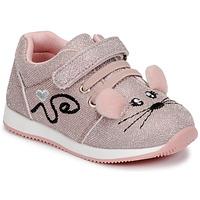 Schoenen Meisjes Lage sneakers Chicco FLEXY Roze