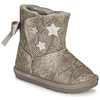 Schoenen Meisjes Hoge laarzen Chicco CLOVY Zilver