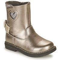 Schoenen Meisjes Hoge laarzen Chicco CALLINA Zilver