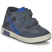 Schoenen Jongens Hoge sneakers Chicco CORFU Marine