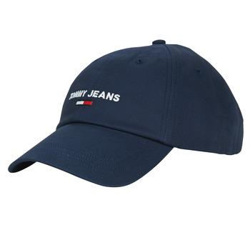 Accessoires Heren Pet Tommy Jeans TJM SPORT CAP Marine