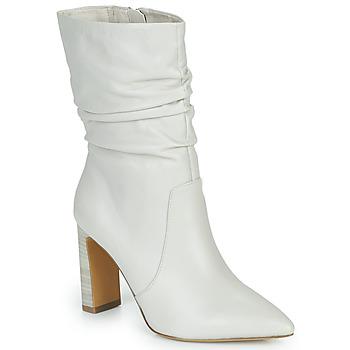 Schoenen Dames Hoge laarzen Tamaris BRESSA Beige
