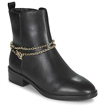 Schoenen Dames Laarzen Tamaris THOMA Zwart / Goud