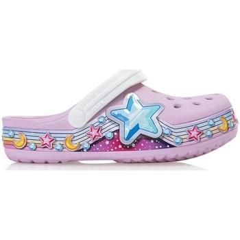 Schoenen Kinderen Sandalen / Open schoenen Crocs Fun Lab Rose