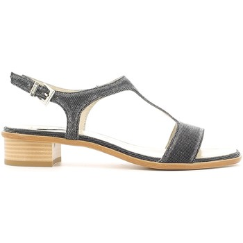 Schoenen Dames Sandalen / Open schoenen Keys 5409 Zwart
