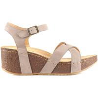 Schoenen Dames Sandalen / Open schoenen Lumberjack SW63106 001 D01 Beige