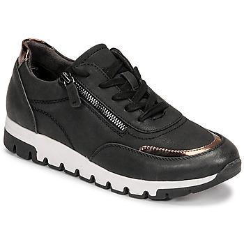 Schoenen Dames Lage sneakers Jana GERFRA Zwart